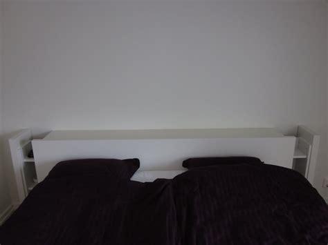 100 ikea malm headboard hack nesna nightstand hack