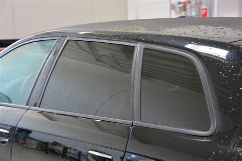 Sonnenschutz Auto Seitenscheibe by Auto Sonnenschutz Seitenscheibe Audi A3 Dfc Folienwerk