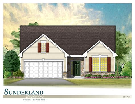 sunderland clements pointe new single family homes md