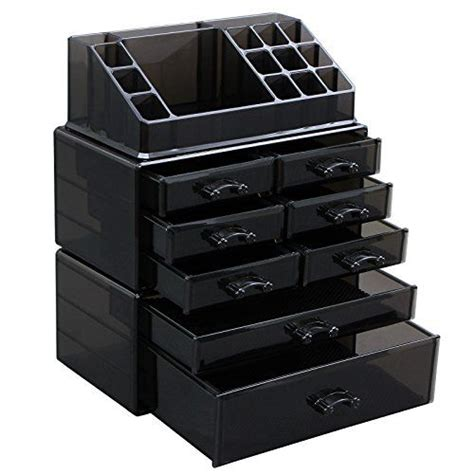 1000 ideas about acrylic makeup organizers on