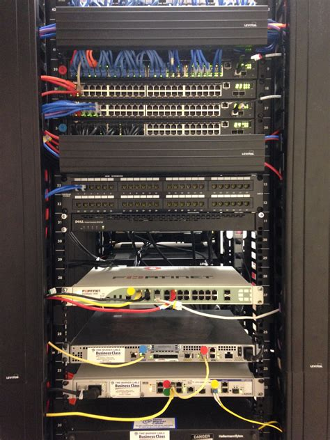 Room Rack by Punchdown Telecommunications San Antonio Proview