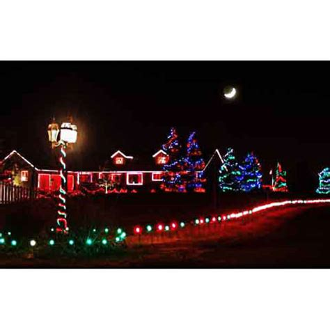 lawn stakes christmas light accessory 4 5 in tall