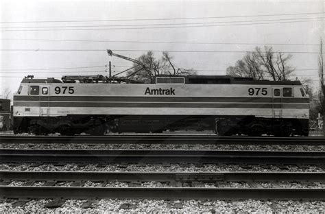 amtrak 1970 s e 60cp locomotive no 975 late 1970s amtrak history