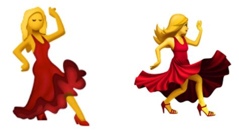salsa dancing emoji petition 183 apple change the salsa dancer emoji back
