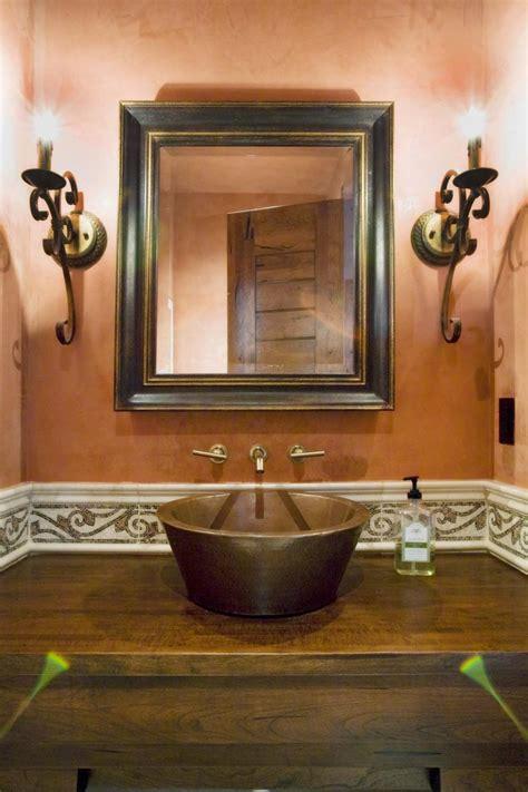 best decor how to create rustic bathroom mirrors design best decor