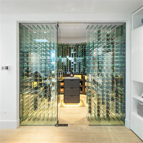 glass wine cellar home design ideas pictures remodel