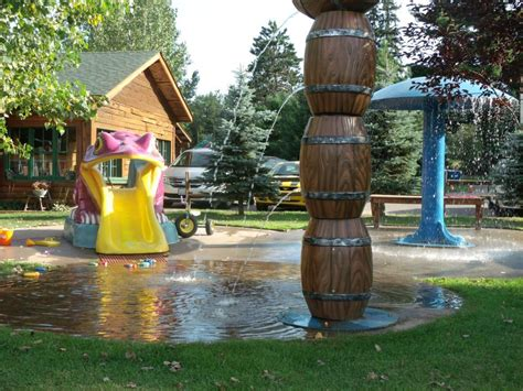 log cabin resort log cabin resort and cground 3 photos trego wi