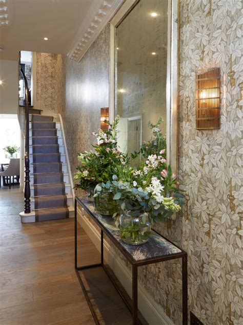 townhouse entryway ideas west london townhouse traditional entry london by