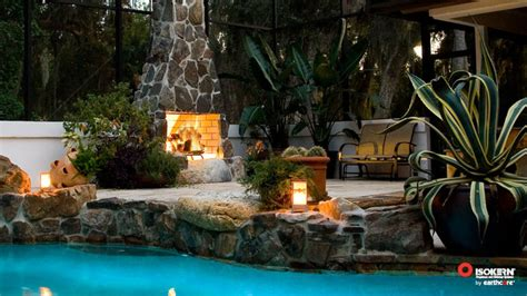 Hearth And Patio Jacksonville Fl Isokern Fireplaces Tropical Patio Sacramento By