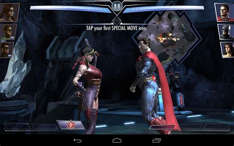 injustice android injustice gods among us for android free injustice gods among us fight