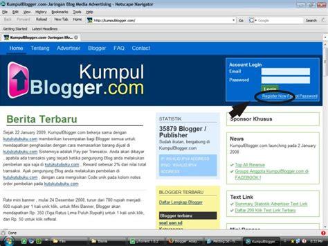 blogger kesehatan tutorial kumpulblogger menghasilkan uang dari blog askep