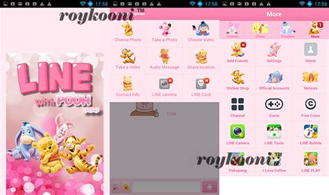 theme line android kitty รวม theme line สำหร บ android the all apps