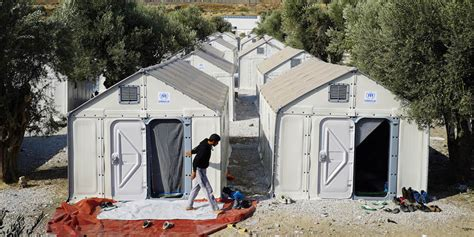 ikea syrian refugees ikea foundation shelters for refugees better shelter