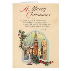 vintage religious card zazzle