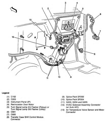 sd sensor 1995 chevy truck wiring diagram sd free engine image for user manual