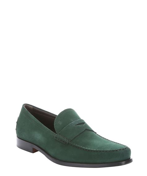 green mens loafers mens green loafers 28 images gucci 1953 suede horsebit