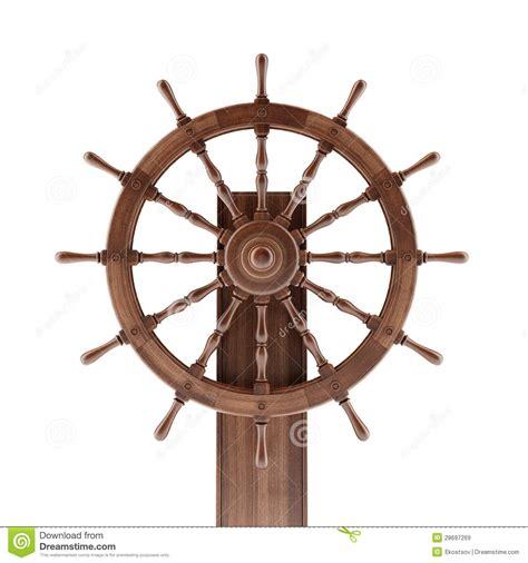 old boat steering wheel royalty free stock images image - Old Boat Steering Wheel