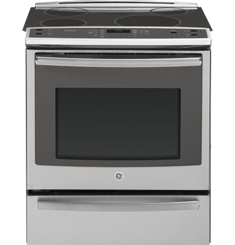 Ge Profile Microwave Drawer by Ge Profile Series 30 Quot Slide In Front Induction