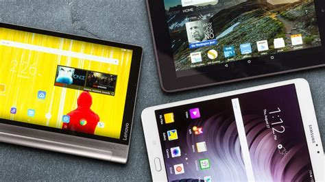 top android tablets the best android tablets of 2017 pcmag