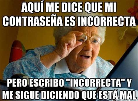 imagenes graciosas y memes memes de abuelas imagenes chistosas
