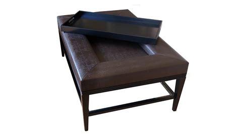 dual purpose coffee table plush home carlisle coffee table ottoman