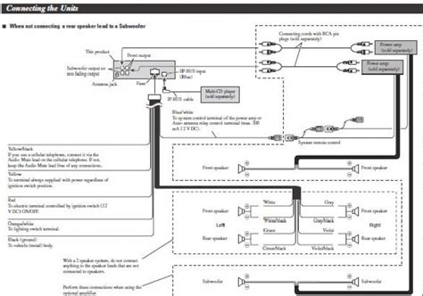 wiring diagram for pioneer deh 7300bt pioneer deh 1100