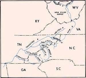 new river carolina map carolina watersheds map