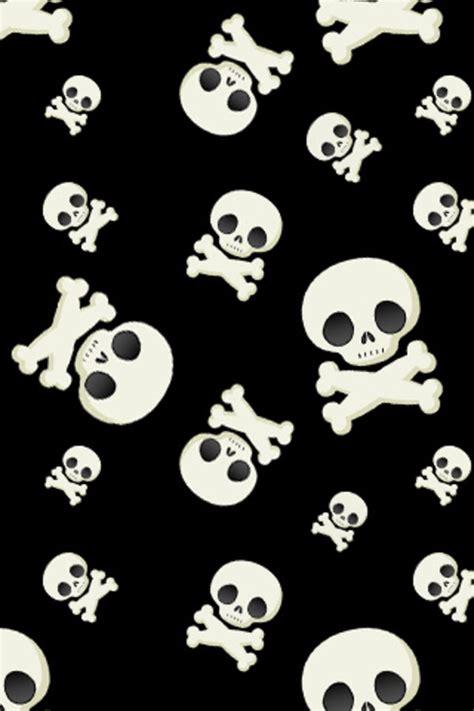 skull pattern iphone wallpaper skull and crossbones iphone 4 retina display wallpaper