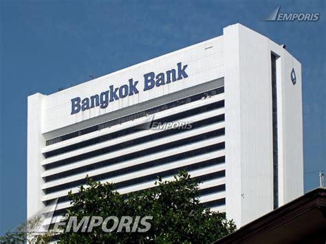 bank of bankok view from the southeast bangkok bank building bangkok