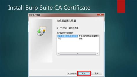 burp suite kali linux tutorial burp suite setting chrome and firefox in windows