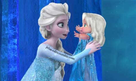 elsa k che their baby jelsa ship baby