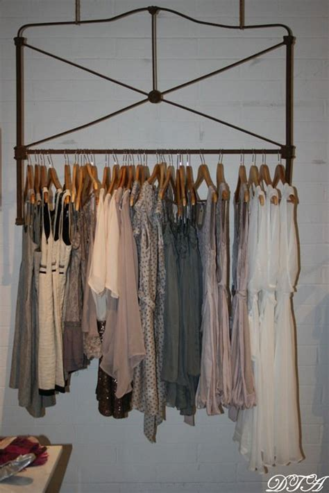 Cool Clothing Racks by Headboards Clothing Racks And Clothing On