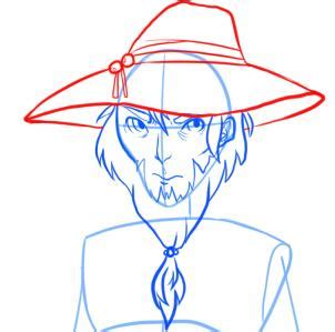 free online face shape wizard how to draw a wizard step by step wizards fantasy free