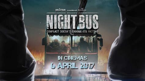 night bus short film night bus review film indonesia