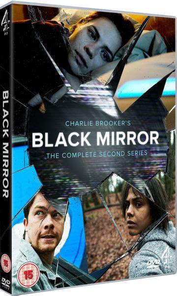 Black Mirror On Dvd | black mirror series 2 dvd zavvi com