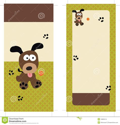 two sided rack card template 4x9 two sided rack card stock images image 10883414