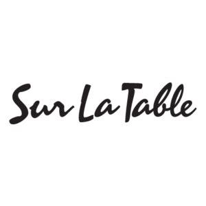 sur la table email sign up sur la table logo vector logo of sur la table brand free