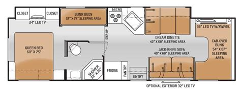 cer floor plans travel trailer cer floor plans with bunk beds 28 images 28 rv floor