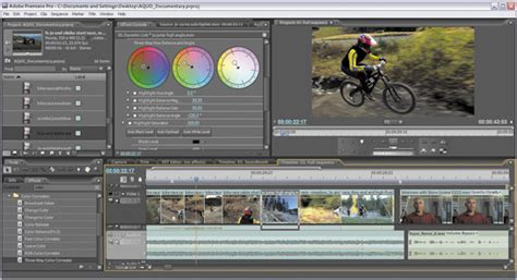 adobe premiere pro video editing software desktop video editing canon professional network