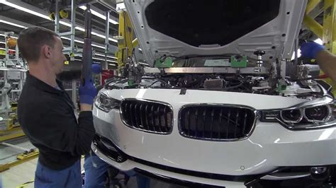 bmw 3 series assembly plant bmw 3 series production bmw munich plant assembly