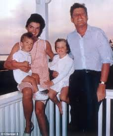 john f kennedy jr children john f kennedy s widow was sent 1 5million condolence