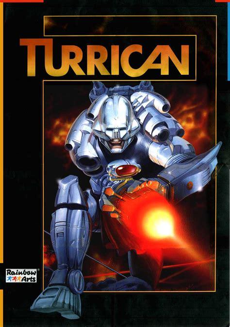 Play Turrican Commodore Amiga online   Play retro games