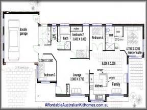 4 bedroom house plans residential house plans 4 bedrooms