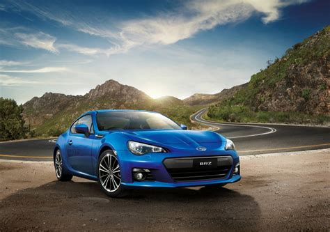subaru brz front subaru brz revised with suspension and styling tweaks for 2015