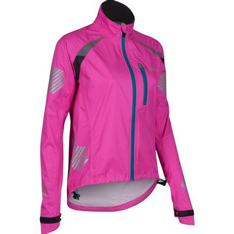womens waterproof cycling jacket wiggle dhb women s flashlight compact xt waterproof
