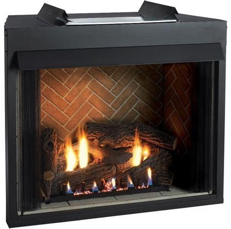 Breckenridge Fireplace empire vfd42fb2mf breckenridge deluxe vent free firebox