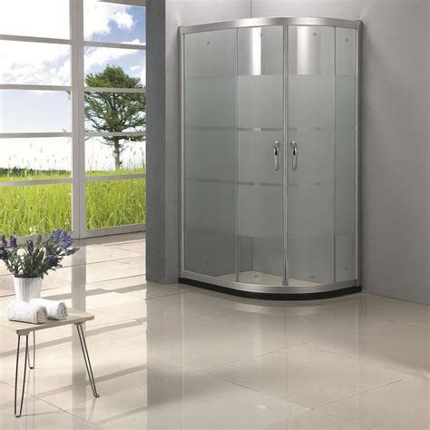 Small Frosted Glass Shower Doors Modern Design Frosted Frosted Shower Glass Doors
