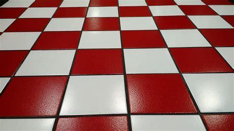 Foto gratis: Azulejo, Rojo, Blanco, Piso   Imagen gratis