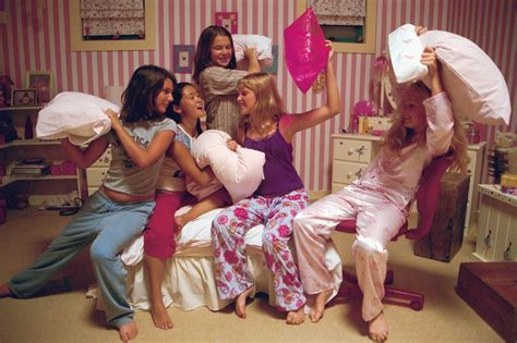 Teen Bedroom Themes sleepover 2004 quotes