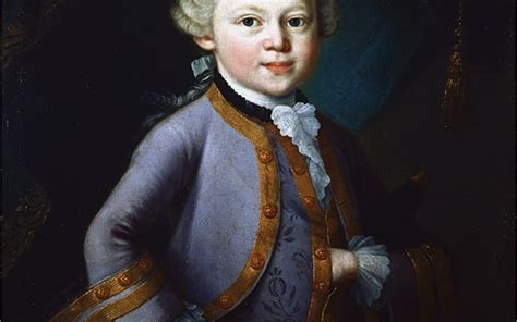 mozart biography in french image gallery mozart as a baby